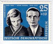 Author photo. Wikipedia, Geschwister Scholl