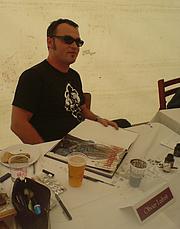 Author photo. Olivier Ledroit (by Paulokoko, 2007)