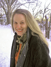 Author photo. Courtesy of Debra Frasier