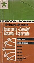 Diccionario Lexicon Esperanto - ESP / ESP -E…