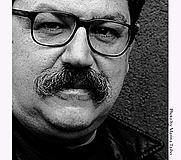 Author photo. Paco Ignacio Taibo II