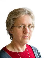 Author photo. Alison in 2013 (taken by TimSharrock)
