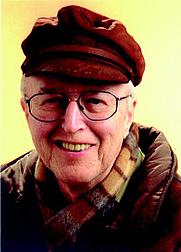 Author photo. Frederik Hetmann