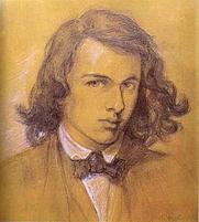 Author photo. Selfportrait, 1847, National Portrait Gallery, London (Public domain ; Wikipedia)