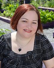 Author photo. Julia Watts