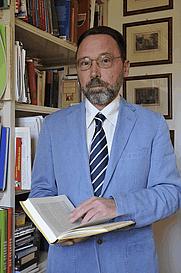 Author photo. Università del Salento
