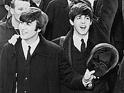 """Author photo. John Lennon (left) and Paul McCartney (right) in 1964 By United Press International, photographer unknown - This image is available from the United States Library of Congress's Prints and Photographs divisionunder the digital ID cph.3c11094.This tag does not indicate the copyright status of the attached work. A normal copyright tag is still required. See Commons:Licensing for more information., Public Domain, <a href=""""https://commons.wikimedia.org/w/index.php?curid=5986813"""" rel=""""nofollow"""" target=""""_top"""">https://commons.wikimedia.org/w/index.php?curid=5986813</a>"""