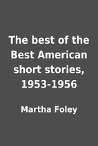 The best of the Best American short stories,…