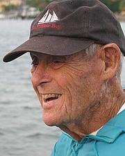 "Author photo. Elbert S. ""Mack"" Maloney 1919-2014"