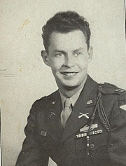 Author photo. U.S. Army