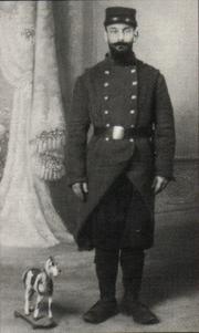 Author photo. Léon Werth (1914)