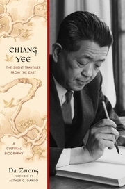 """Author photo. Cover, """"Chiang Yee, the Silent Traveler from the East"""""""