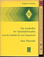 Die Geschichte der Sprachphilosophie von der…