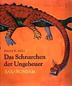 Das Schnarchen der Ungeheuer: Sasabonsam by…