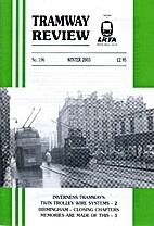Tramway Review, vol. 25, n°196 by Richard…