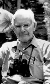Author photo. Alexander Wetmore [credit: USGS]