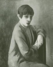 Author photo. Courtesy of the <a href=&quot;http://digitalgallery.nypl.org/nypldigital/id?1643915&quot;>NYPL Digital Gallery</a> (image use requires permission from the New York Public Library)