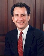 Author photo. Wikimedia Commons (Official U.S. Senate Portrait)