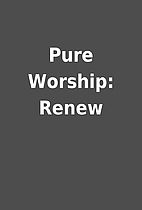 Pure Worship: Renew