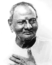 Author photo. Nisargadatta Maharaj