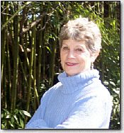 Author photo. From author website, BarbaraMetzger.com