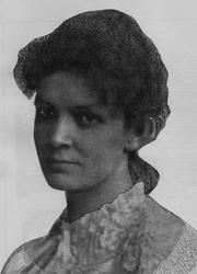 Author photo. Eleanor Stackhouse Atkinson