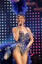 Author photo. Showgirl concert in Sportpaleis, Antwerp, Belgium, March 28, 2005 <br>(Author: Prince Charming, Wikipedia user)</br>
