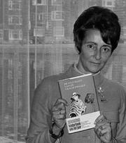 Author photo. Siny van Iterson Ⓒ 1968 ANP