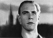 Author photo. Erik Asklund in the film Gamla Stan.