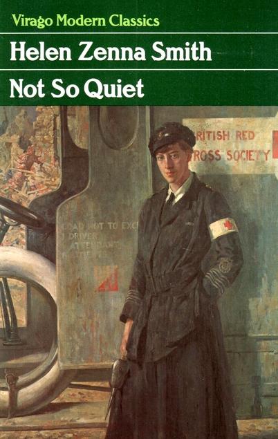 Not So Quiet cover