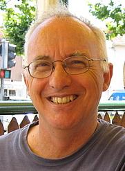Author photo. Photograph Penny Ryan