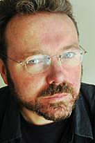 Author photo. Glenn Dakin