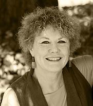 Author photo. Judith Newton