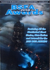 BSFA Award Booklet for 2018