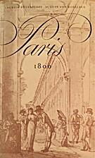 Paris 1800 by Laurids Engelstoft