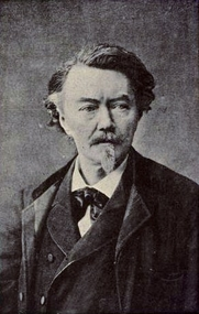 Author photo. Image from <b><i>Villiers de l'Isle Adam; his life and works</i></b> (1894) by Robert Du Pontavice de Heussey