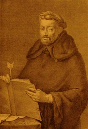 Author photo. Steel engraving by Barcelon after a painting by  Josef Maea.