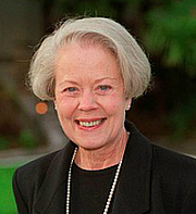 Author photo. Annette Crosbie