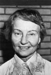 Author photo. Jenny Dalenoord (1918-2013)