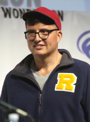 Author photo. Roberto Aguirre-Sacasa