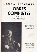 Obres completes: Poesia by Josep M. de…