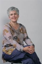 Author photo. Worldcon, Boston 2004 as SFWA Secretary.