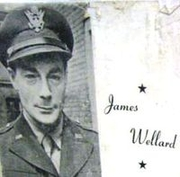 Author photo. James Howard Wellard (1909-1987)