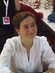 Author photo. By Le grand Cricri - Own work, CC BY-SA 3.0, <a href=&quot;https://commons.wikimedia.org/w/index.php?curid=12634505&quot; rel=&quot;nofollow&quot; target=&quot;_top&quot;>https://commons.wikimedia.org/w/index.php?curid=12634505</a>