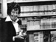 Author photo. Harriet (Stratemeyer) Adams was head of the Stratemeyer Syndicate (running it with her sister, Edna) from her father's death in 1930 until her own death in 1982. She wrote many of the books in the Nancy Drew series, in addition to writing outlines, editing, and revising many of the Syndicate works.