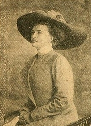 Author photo. Image from <b><i>The Review of Reviews for Australasia</i></b> (Jan. 1912)