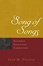 Song of Songs (Reformed Expository…