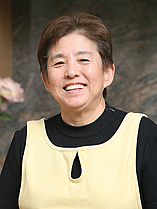 Author photo. Sun-Young Chang