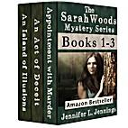 Sarah Woods Series (Books 1-2) by Jennifer…