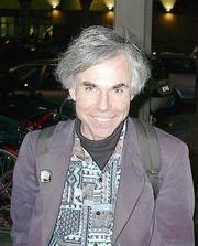 Author photo. Photo credit: Maurizio Codogno, Bologna, Italy, March 6, 2002
